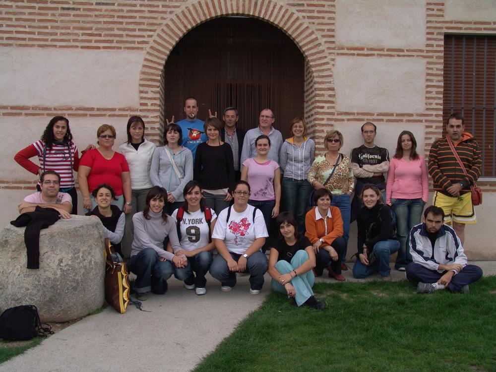 Encuentro de Voluntariado 2007 (Valladolid)