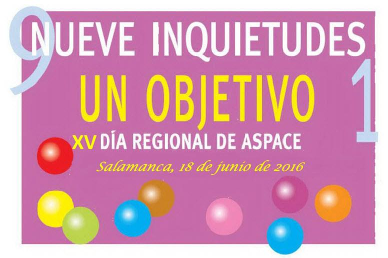 Día Regional de ASPACE 2016 – Salamanca