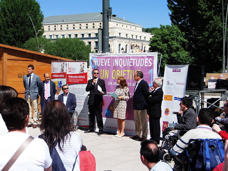 Dia Regional de ASPACE 2013 – Burgos