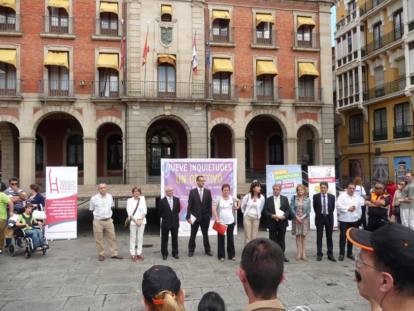 Dia Regional de ASPACE 2012 – Zamora