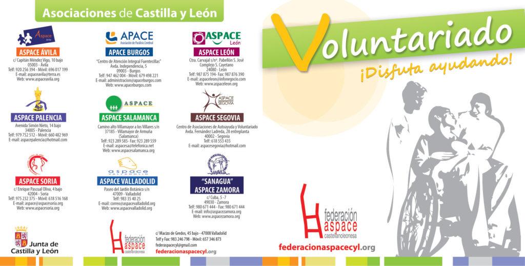 Captación y formación de voluntariado