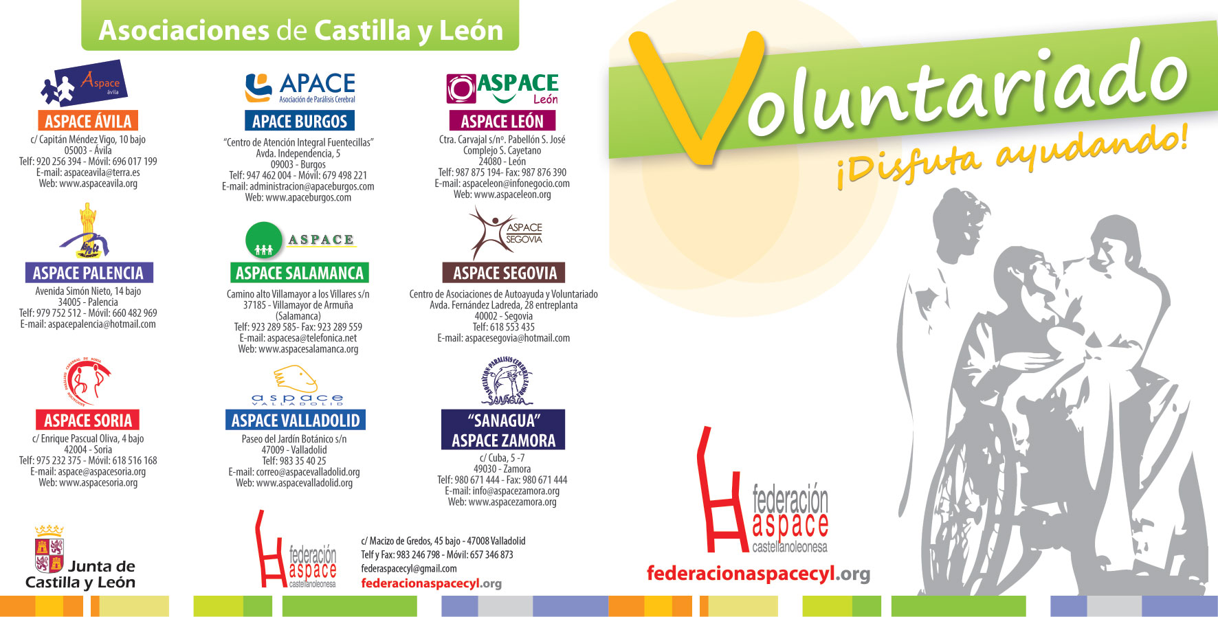 Encuentro de Voluntariado 2009 (Segovia)
