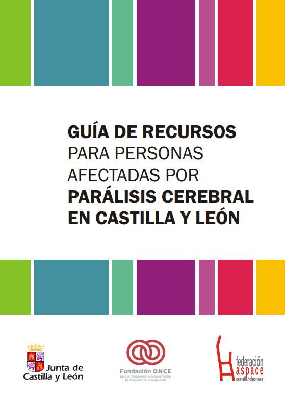 Guía de recursos para personas afectadas por parálisis cerebral en Castilla y León