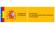 Logo Ministerio de Sanidad