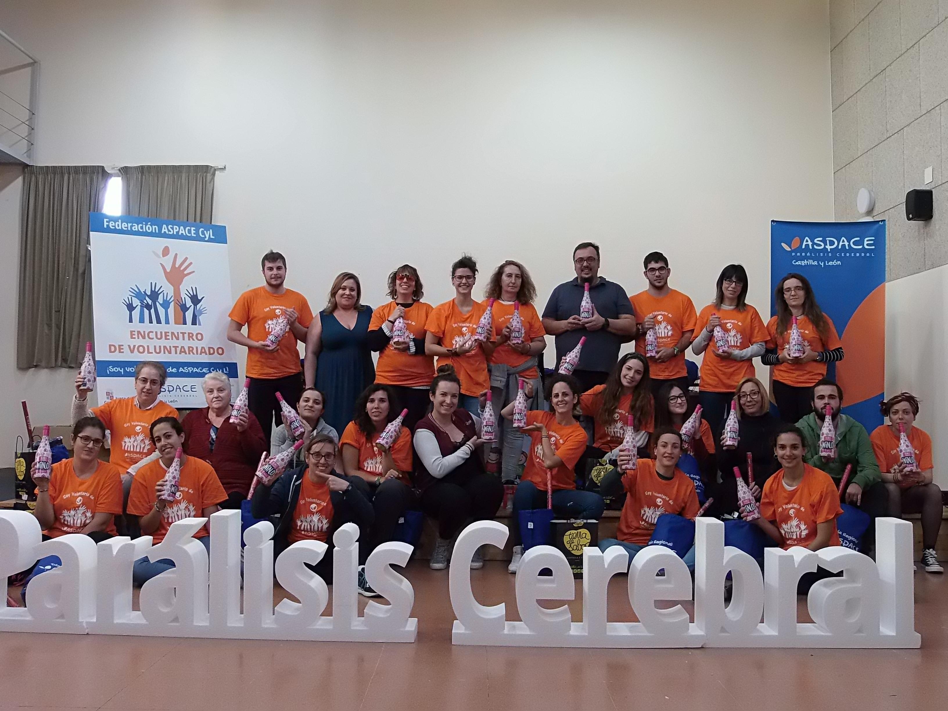 Encuentro de Voluntariado 2017 (Valladolid)