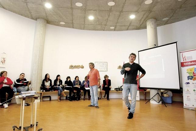 Encuentro de Voluntariado 2013 (Ávila)
