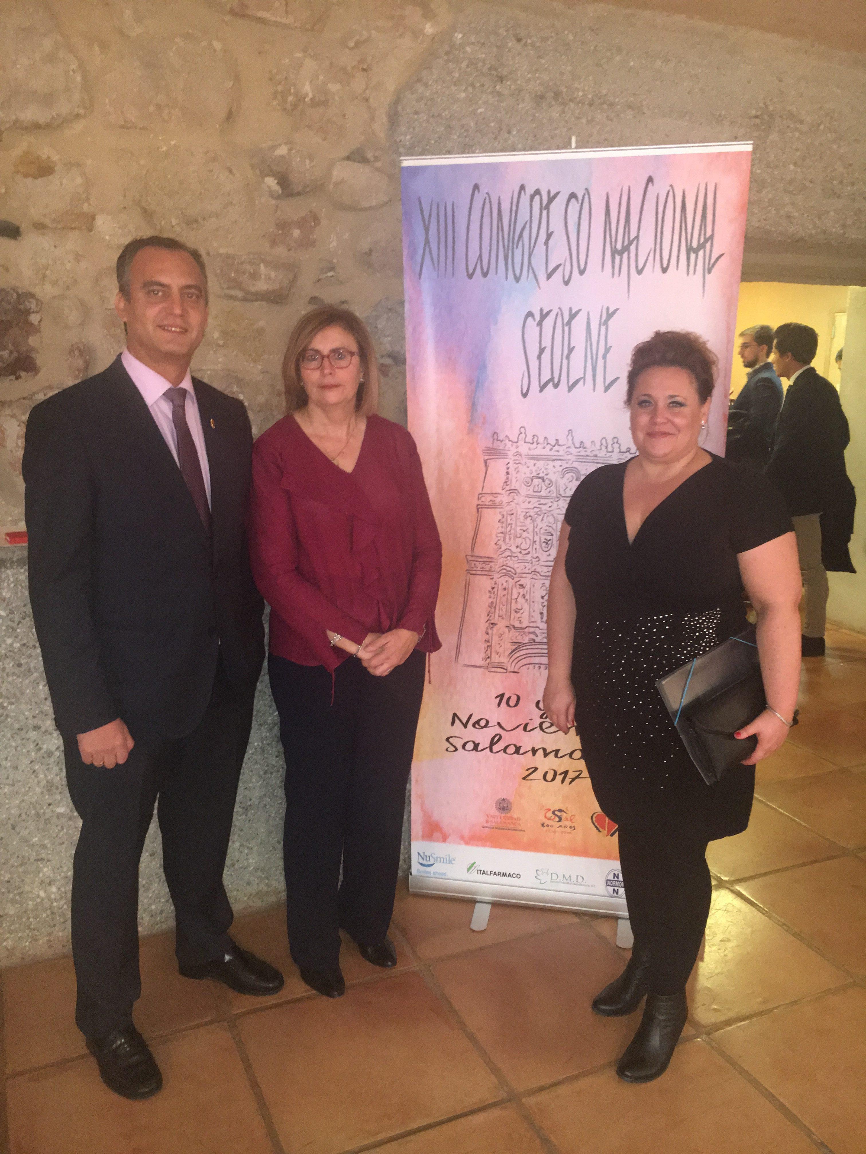 Aspace CyL participa en el Congreso SEOENE, donde la Junta de Castilla y León anunció la puesta en marcha de una unidad de referencia regional en salud  bucodental