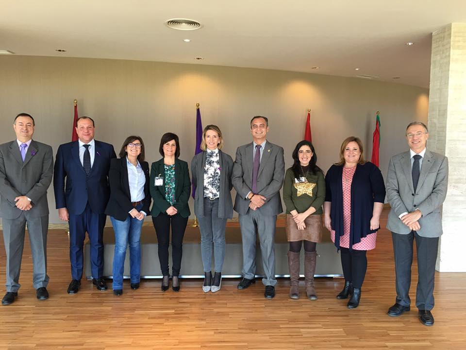 La Junta de Castilla y León confirma la aportación económica para la puesta en marcha del nuevo centro integral de Aspace Soria.