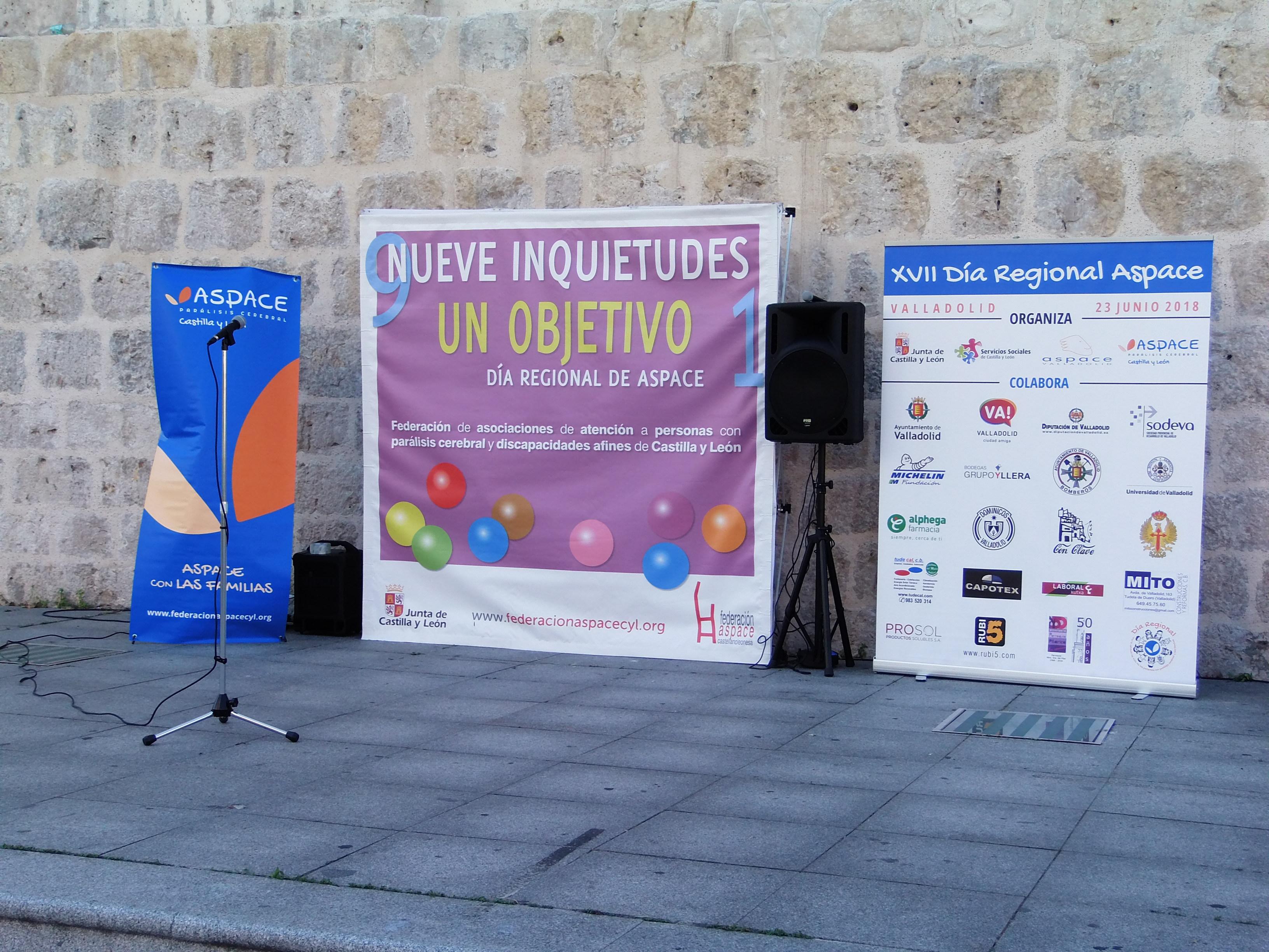 Aspace Castilla y León celebra su Día Regional