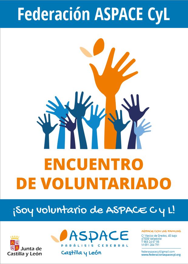 Encuentro de Voluntariado Aspace Castilla y León