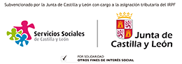 Logo Servicios Sociales y Junta CyL