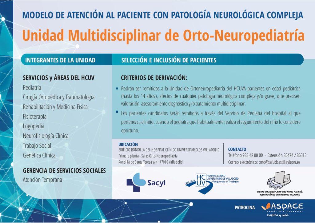 Unidad Multidisciplinar de Orto-Neuropediatría