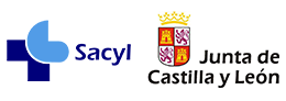Logo SACYL y Junta de Castilla y León