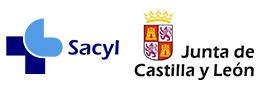 Logo SACYL y Junta de Castilla y León