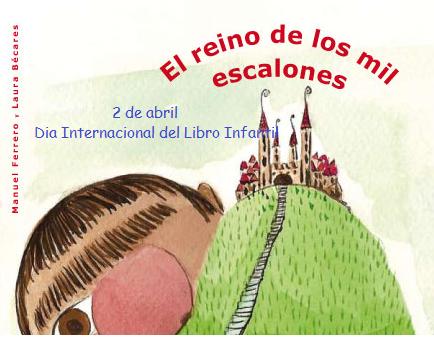 El reino de los mil escalones. Día internacional del libro infantil y juvenil