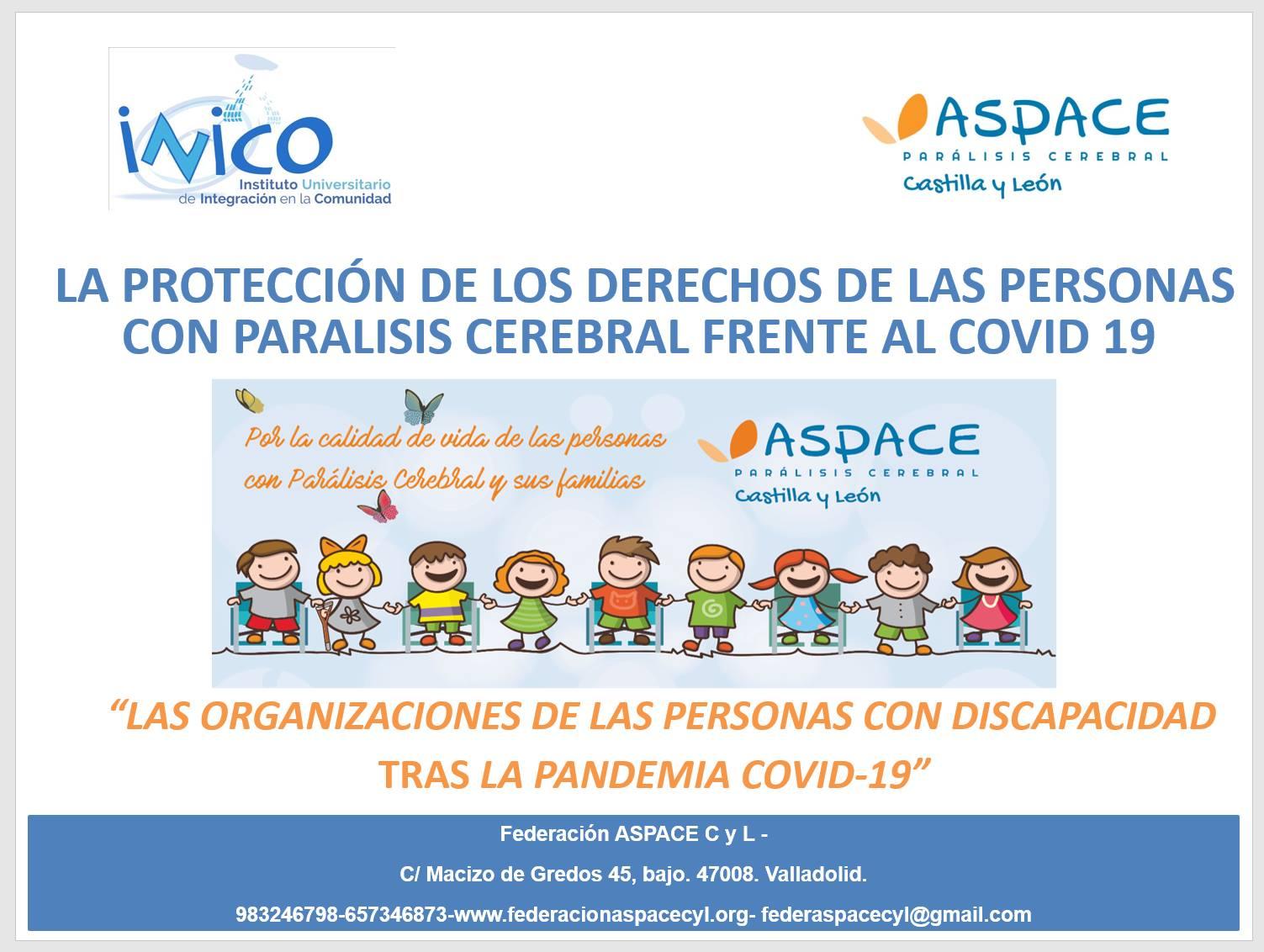Aspace Castilla y León participa en el Máster en Integración de Personas con Discapacidad de la Universidad de Salamanca