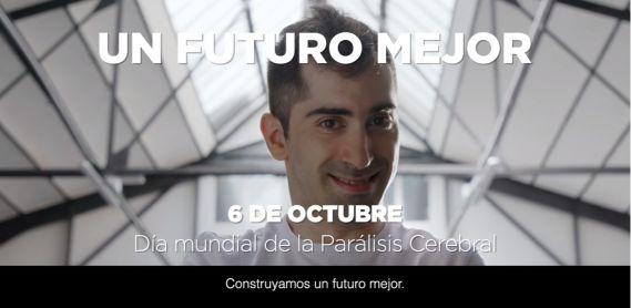 Día Mundial dela Parálisis Cerebral. Construyamos Juntos Un Futuro Mejor