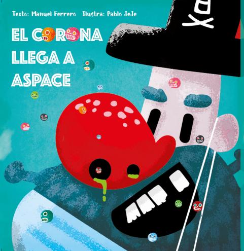 EL CORONA LLEGA A ASPACE