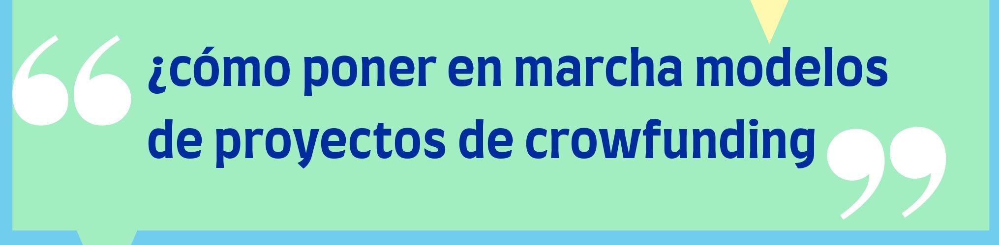 Curso de crowfunding para las entidades Aspace de Castilla y León