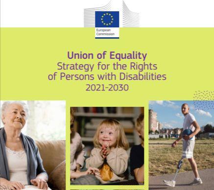La Comisión Europea presenta la Estrategia sobre los derechos de las personas con discapacidad 2021-2030