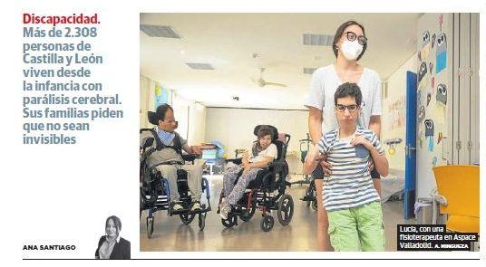 Personas con parálisis cerebral y sus familias piden dejar de ser invisibles